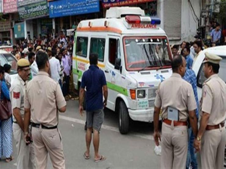 مصرع وإصابة 30 شخصا في حادثين منفصلين بالهند