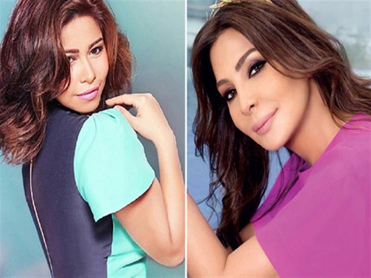 كيف علقت إليسا على غناء شيرين عبدالوهاب باللهجة اللبنانية؟