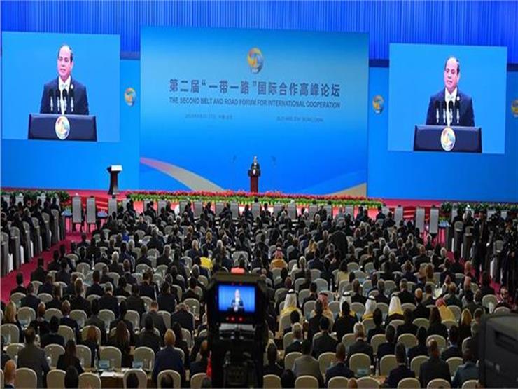 """قناة السويس محطة رئيسية.. ما هي مبادرة """"الحزام والطريق"""" الصينية التي تشارك فيها مصر؟"""