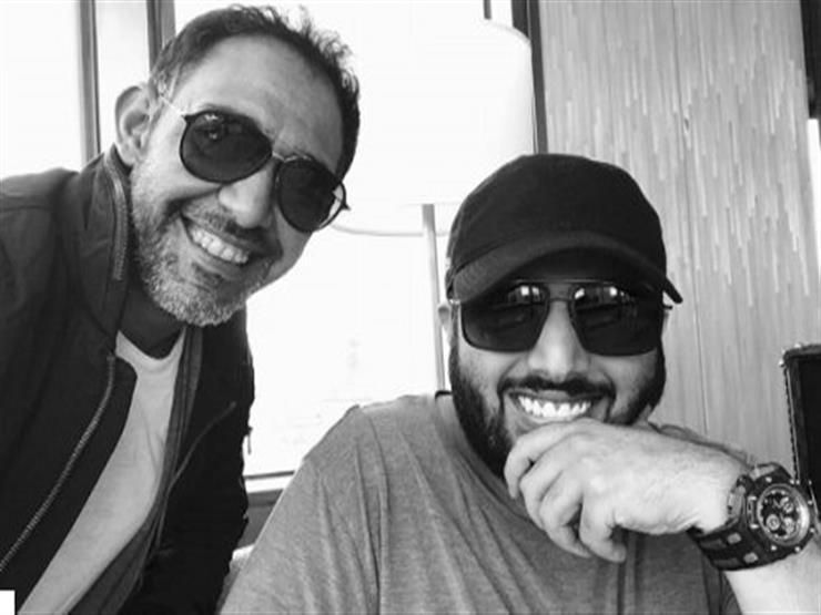 تركي آل الشيخ يكشف عن تعاون غنائي يجمعه بعمرو مصطفى
