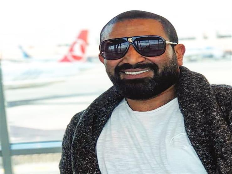 فيديو  هذا ما فعله أحمد سعد خلال عرض حلقة سمية الخشاب في شيخ الحارة