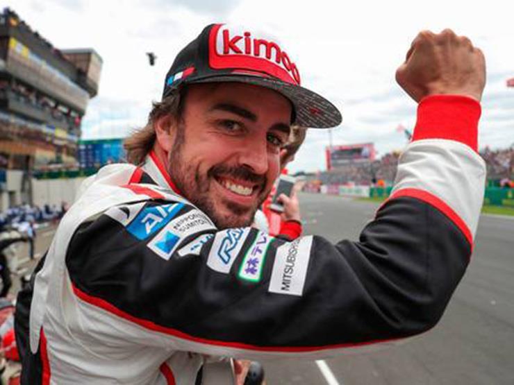 فيرناندو ألونسو: أنا أفضل سائق في العالم ولكن إثبات ذلك صعب