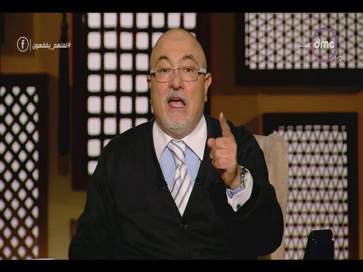 بالفيديو| خالد الجندي يحذر المشايخ من استخدام هذا المصطلح