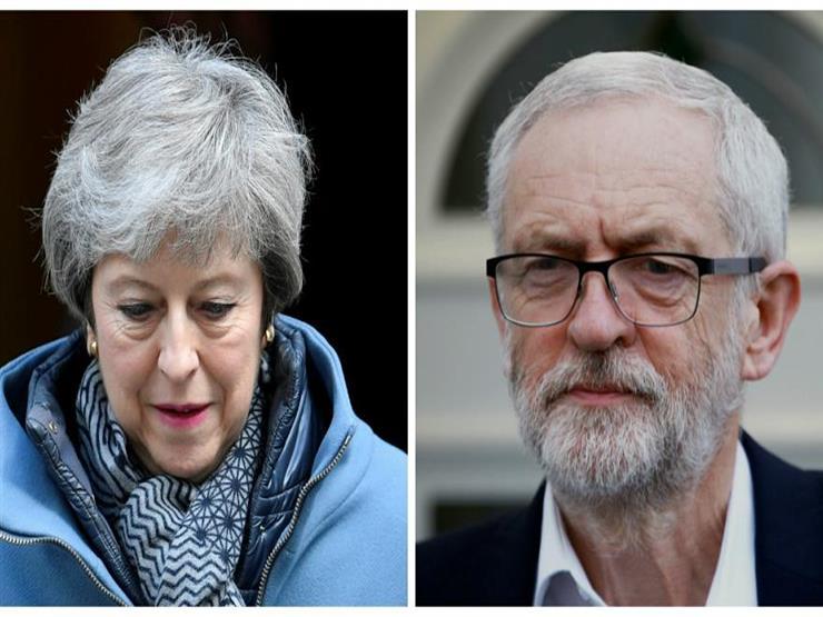 """كوربين: تأخر طلب ماي الحوار مع حزب العمال حول بريكست """"أمر شائن"""""""
