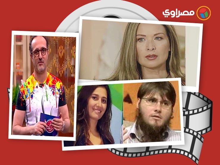 النشرة الفنية  طلاق حلا شيحة.. وحمو بيكا خارج السجن
