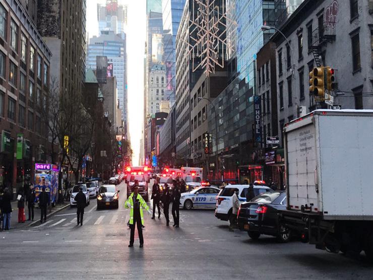 أمريكا تحبط محاولة تفجير إرهابية في تجمهر بكاليفورنيا