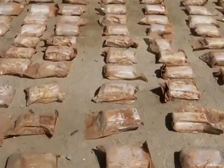 ضبط 22 متهما بالاتجار في المخدرات و6 قطع سلاح بالجيزة