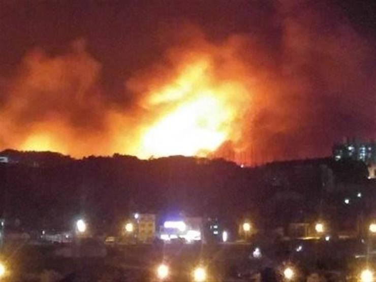 كارثة وطنية في كوريا الجنوبية بسبب حريق هائل مصراوى