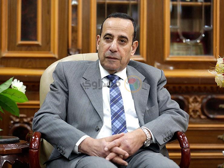 """محافظ شمال سيناء يبحث مع ممثل """"يونسيف"""" مشروعات المنظمة في الإقليم"""