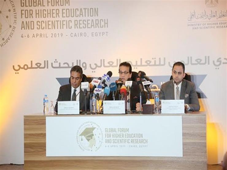 مشاركون بمنتدى التعليم العالي: مصر تشهد إصلاحات اجتماعية واقتصادية كبيرة
