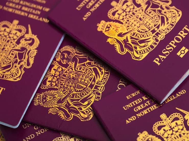 """بريطانيا تحذف عبارة """"الاتحاد الأوروبي"""" من جوازات السفر"""
