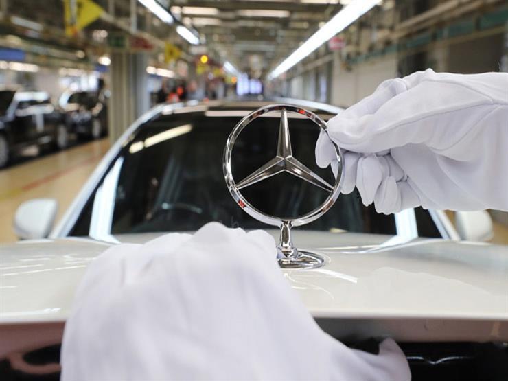 """""""دايملر"""" تعلن تحديث برامج 630 ألف سيارة مرسيدس ديزل في أوروبا"""