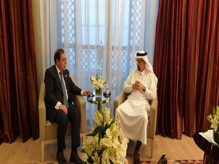 وزير البترول يبحث فرص التعاون مع السعودية في التنقيب بالبحر الأحمر