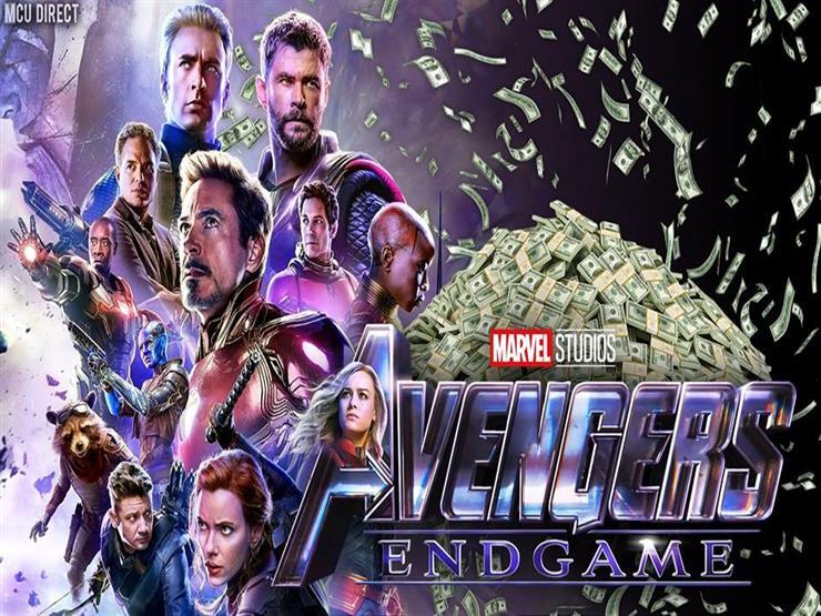"""توقعات بتحقيق  """"Avengers: Endgame"""" 900 مليون دولار بمجرد عرضه"""