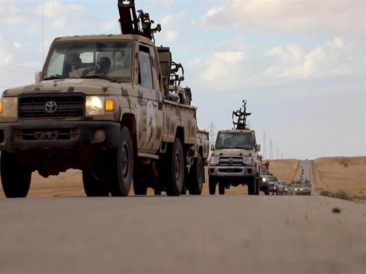 الجيش الوطني يعلن إسقاط طائرة تابعة لحكومة الوفاق الليبية