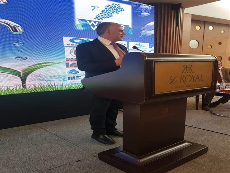 50 مليار دولار.. وزير الري يعرض استراتيجية مصر للتغلب على نقص المياه