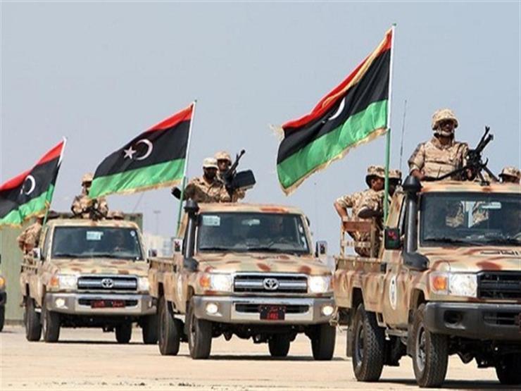 ليبيا: الجيش الوطني يكشف أسباب استهداف مطار معيتيقة