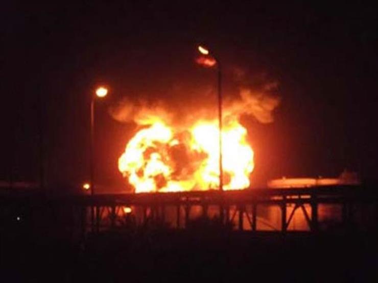 بالأسماء- إصابة 10 صيادين بحروق في انفجار موقد غاز بكفرالشيخ