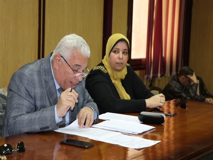 """""""صحة البحيرة"""": إجراءات عاجلة لضمان أمن وسلامة الطلاب داخل المدارس"""