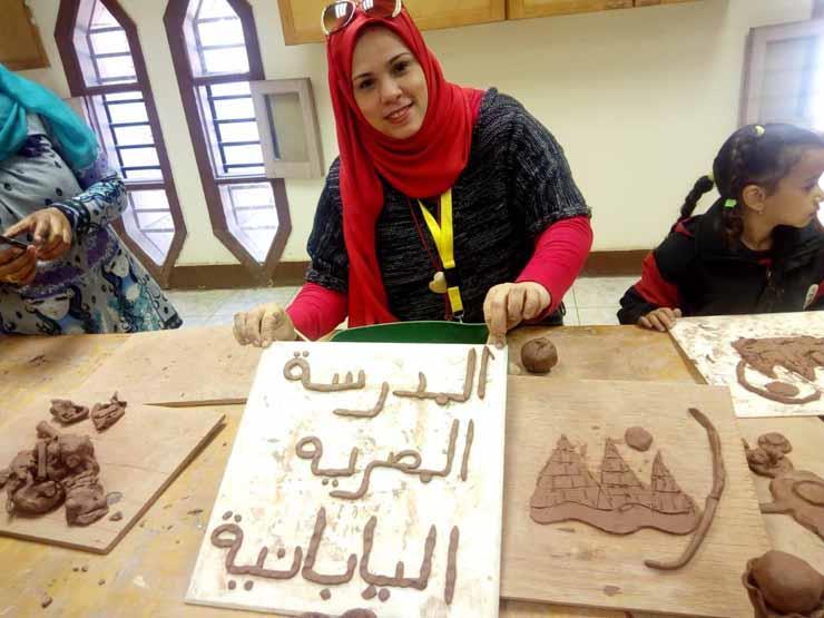 قبل التقديم.. شاهد يوم دراسي في المدارس المصرية اليابانية - فيديو