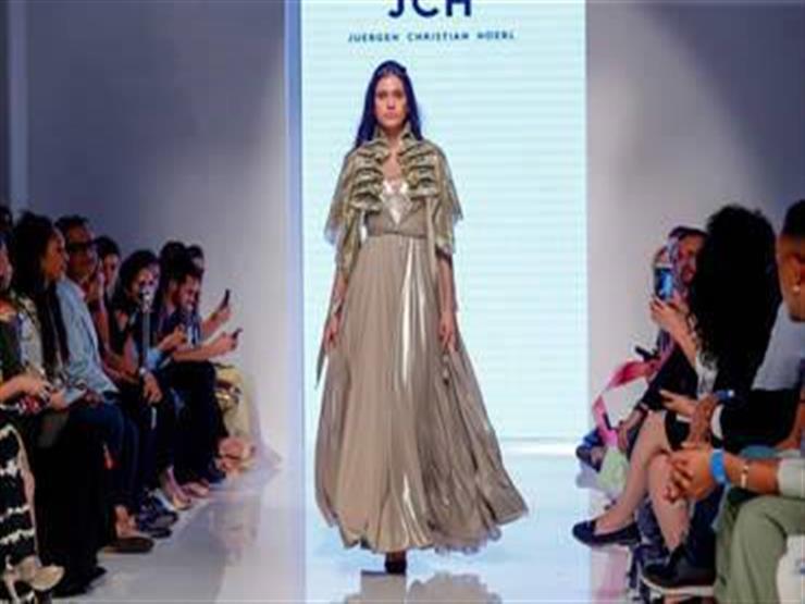 3ba199dae بالصور| أزياء محتشمة تناسب رمضان بأسبوع الموضة العربي | مصراوى