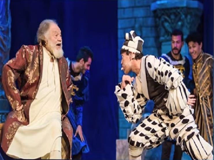 """محمد فهيم: عرض مسرحية """"الملك لير"""" في رمضان للجمهور"""