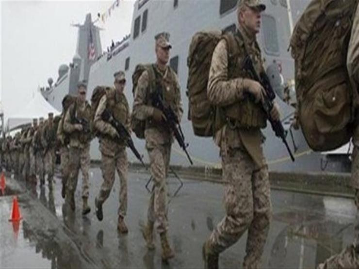 مقتل وإصابة 7 جنود أمريكيين خلال تدريب بولاية كاليفورنيا
