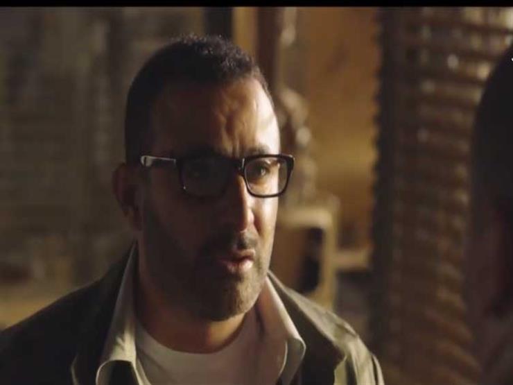 """أول تعليق من أحمد السقا على مشهد إشعال النار في """"ضاحي"""": وعد ولد الغلابة"""