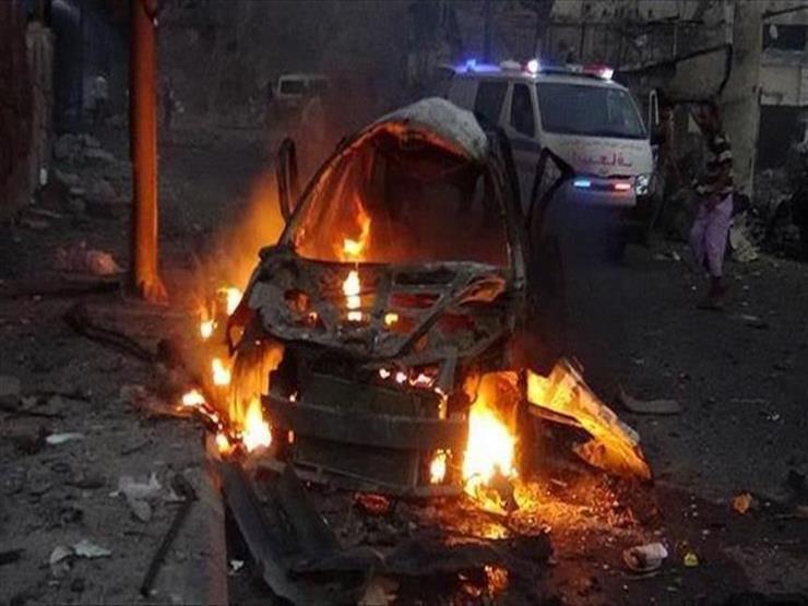 """""""داعش"""" يعلن مسؤوليته عن هجوم انتحاري أودى بحياة 3 مدنيين في بغداد"""