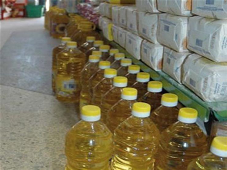 إحباط ترويج 36 طن زيت طعام ومواد غذائية فاسدة في الأسواق بالجيزة