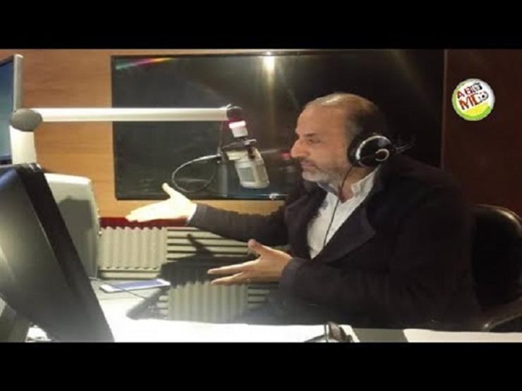 محمد شبانة يتحدث عن مباراة الأهلي وسموحة وغضب التوأم من التحكيم