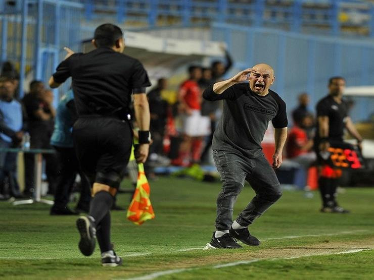 حسام حسن معلقًا على خسارته أمام الأهلي: تعبي راح وأشك انه يرجع
