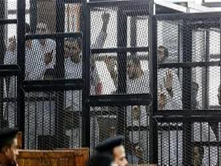 """الجنايات تستمع للمرافعة في محاكمة المتهمين بـ""""خلية ميكروباص حلوان"""""""