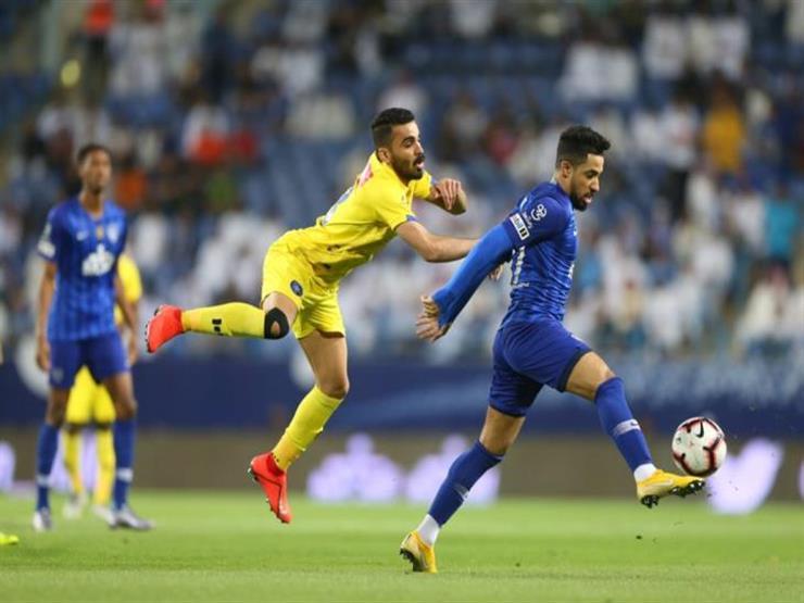 الهلال يؤجل تتويج النصر بلقب الدوري السعودي