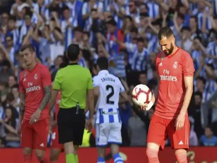 تقرير.. الأسوأ في القرن 21.. أرقام سلبية من موسم ريال مدريد