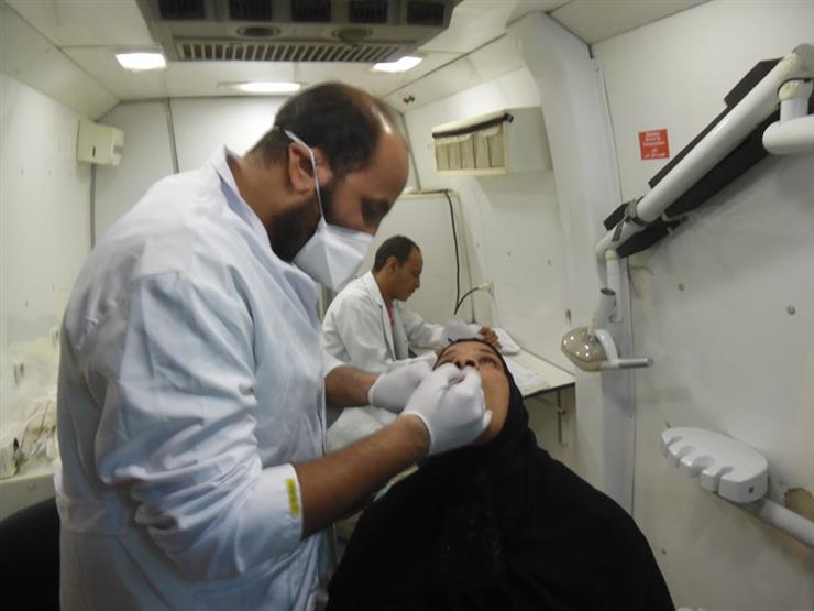 صحة الإسكندرية: فحص وعلاج 11 ألف حالة خلال قافلة طبية في برج العرب