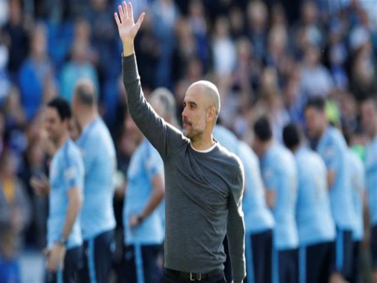 جوارديولا يطالب الشرطة بحماية فريقه قبل مواجهة ليفربول