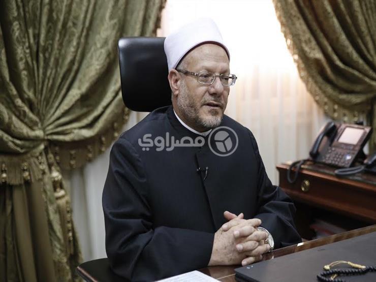 المفتي: العيد جائزة من الله لعباده بعد أداء الفريضة