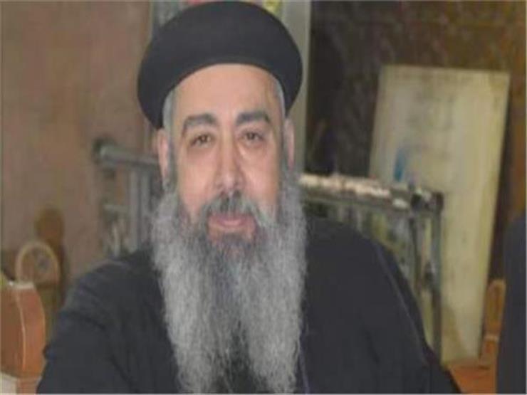 حبس المتهم بقتل القس مقار سعد بشبرا الخيمة