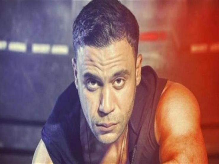 """محمد إمام يشيد بأداء أسماء أبواليزيد: """"غول تمثيل"""""""