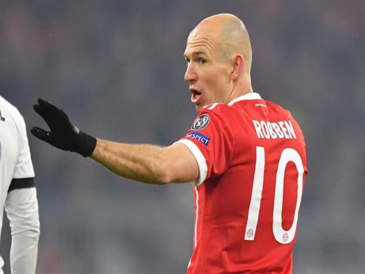 روبن: مستقبلي في كرة القدم يتحدد خلال 14 يومًا