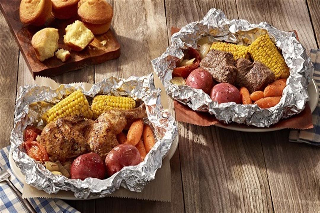 احذر تغليف وطهي الطعام بورق الألومنيوم.. يهددك بالزهايمر والتسمم