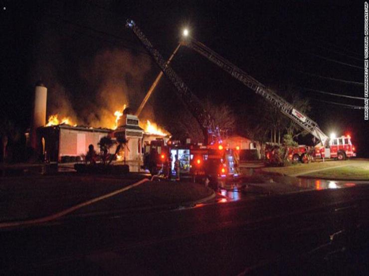 """مسئول أمريكي: إضرام النيران في مسجد """"نيوهيفن"""" كان متعمدا"""