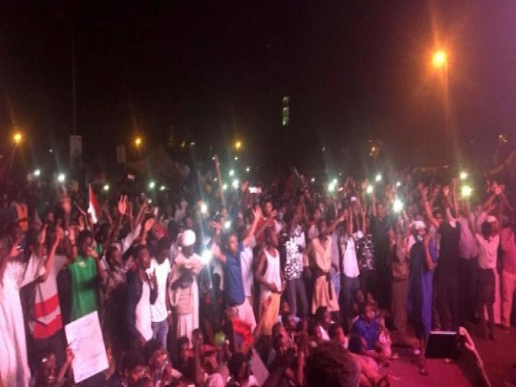قوات الدعم السريع السودانية تكشف هوية المعتدين على اعتصام القيادة العامة