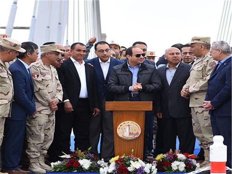 الرئيس السيسي: لو تأخرنا في تنفيذ مشروعات الطرق لكلفتنا 3 أض   مصراوى