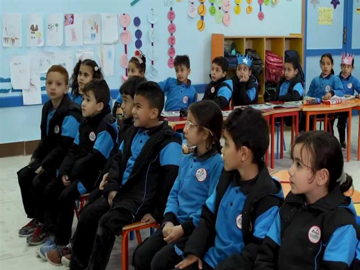 """""""لعب ودراسة وتنمية مهارات"""".. فيديو لـ""""التعليم"""" يعرض يوم في حياة طلاب المدارس اليابانية"""