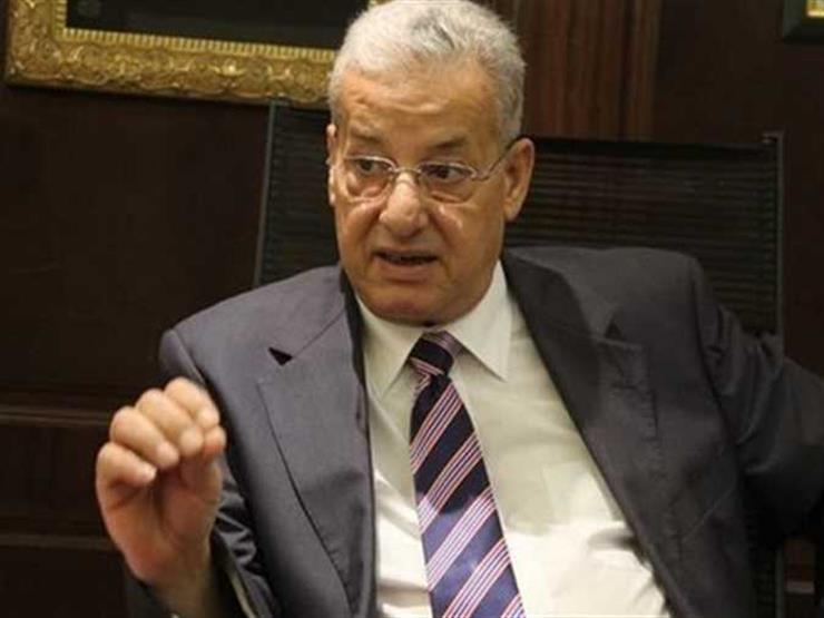 رئيس المقولون العرب: تنفيذ الكوبري المعلق بمحور روض الفرج مصري 100%