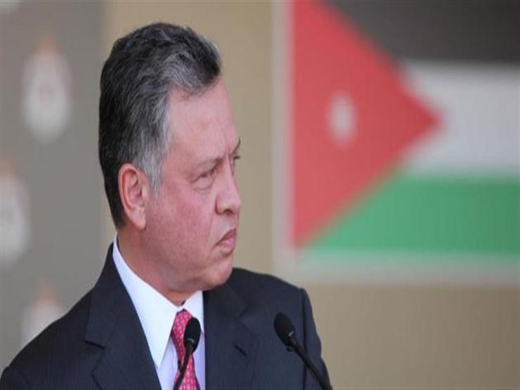 عاهل الأردن يلتقي رئيسة وزراء نيوزيلندا في باريس