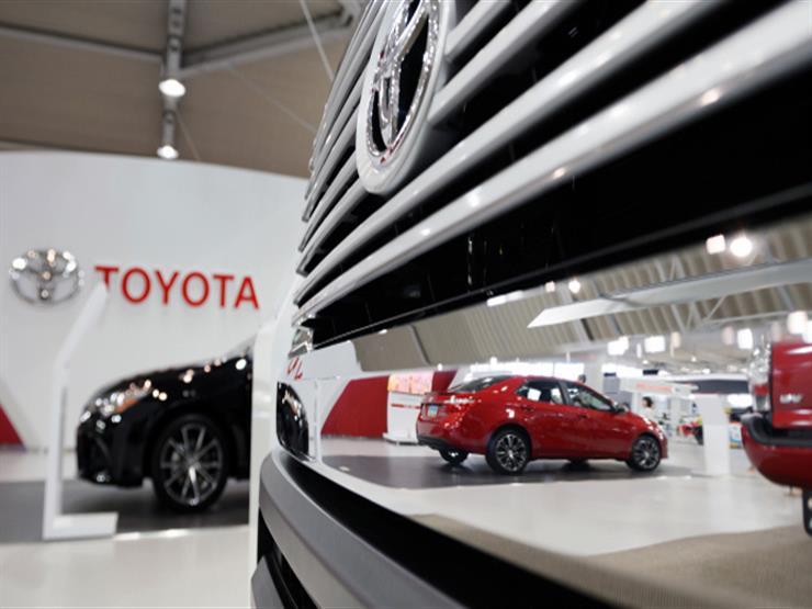 أرباح تويوتا تصل إلى 21.7 مليار دولار.. ومبيعاتها تتخطي 10 ملايين سيارة