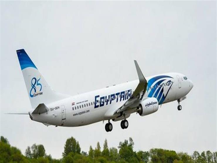مصر للطيران : نقل 10 آلاف معتمر فلسطيني منذ مارس الماضي   مصراوى
